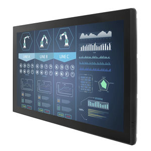 LCD/TFT display / projected capacitive touchscreen / 32