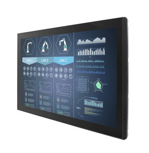 LCD monitor / projected capacitive touchscreen / 32