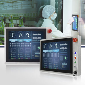 TFT LCD panel PC / multi-touch screen / PCAP capacitive touch screen / 15