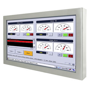 5-wire resistive touch screen panel PC