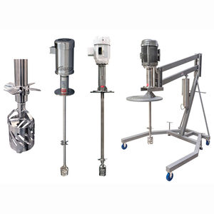Vertical mixer, Vertical agitator - All industrial