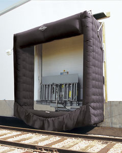 inflatable dock seal