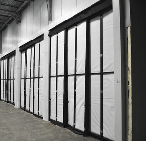 Cold storage warehouse curtain - All industrial manufacturers