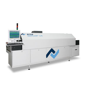 reflow brazing machine / automated / for electronic components