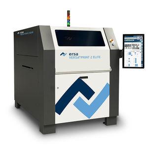 automatic stencil printer / multi-color / for electronics / continuous