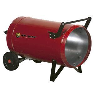 mobile hot air generator / gas / industrial / outdoor