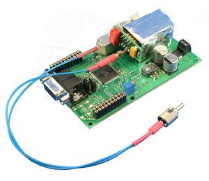 fiber optic signal conditioner / miniature / OEM / single-channel