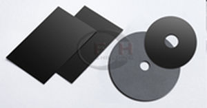 polymer-bonded ferrite magnetic sheet