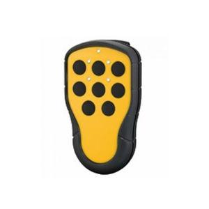 radio remote control / 8-button / IP65 / for cranes