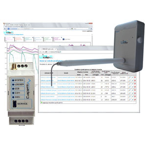 temperature monitoring module