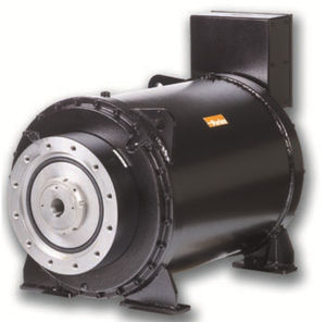 AC torque motor / 400 V / low-speed