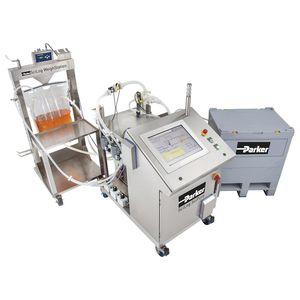 biogas filtration system