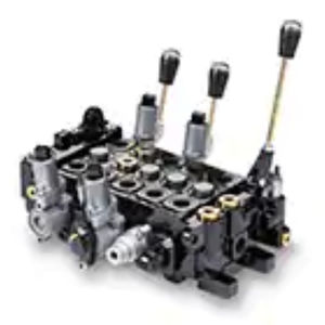 sectional hydraulic directional control valve