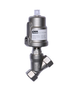 piston valve / electric / control / for water