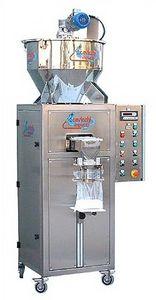 powder filling machine / for granulates / bag / automatic