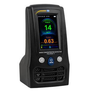 environmental analysis air quality monitor