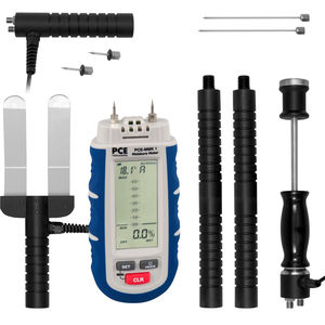 multifunction moisture meter