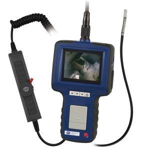 flexible videoscope / industrial / 2-way
