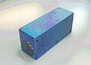 luminescence color sensor