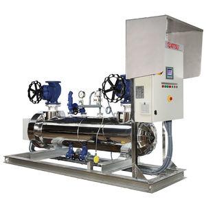 steam heater / circulation / high-temperature / electric