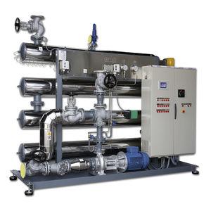 thermal fluid boiler / electric / tubeless