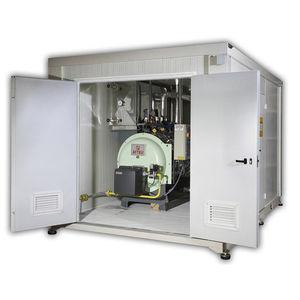 steam boiler / fuel oil / natural gas / biogas