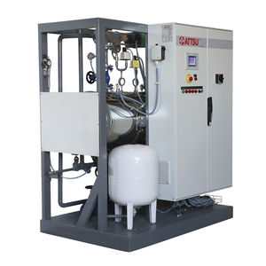 superheated water boiler / electric / tubeless