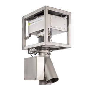 gravity metal detector / for bulk materials / high-sensitivity / for the food industry