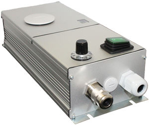 vector control frequency inverter / horizontal / decentralized