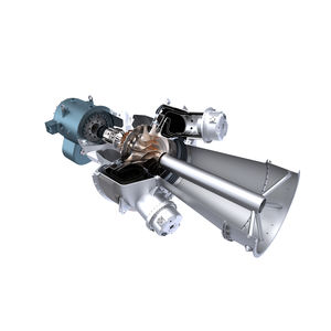 Gas turbine - All industrial manufacturers - Videos