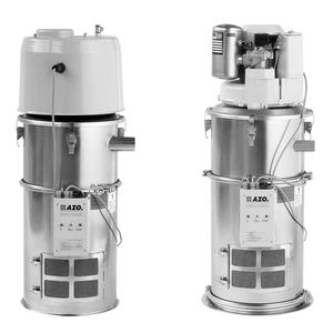 discontinuous pneumatic conveying system