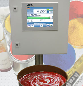 dosing unit for the chemical industry