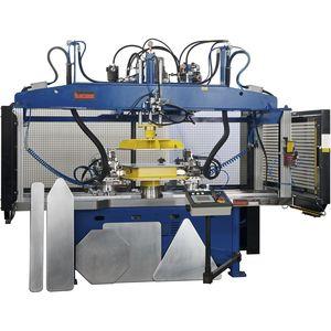 automatic swaging machine