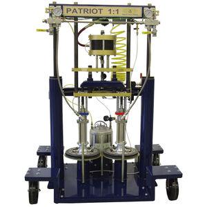 methacrylate glue dispensing machine