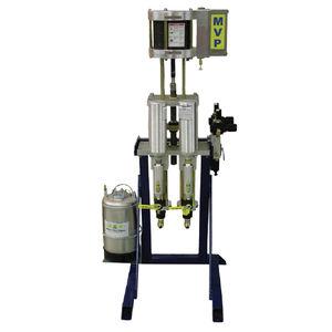 volumetric dosing unit / resin