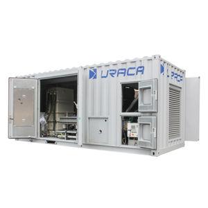 mobile pumping unit