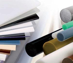 plastic profile / rectangular / round / industrial