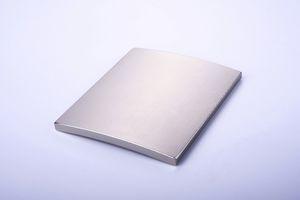 NdFeB permanent magnet / arc / anisotropic / for motors