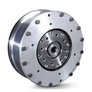 elastomer coupling / industrial / torque / flange