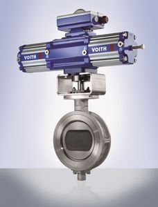 gate valve / for water / for steam / wafer