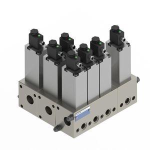 seat hydraulic directional control valve