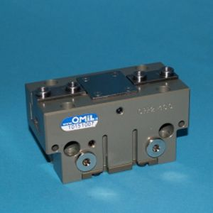 pneumatic gripper / parallel / 2-jaw / for handling systems