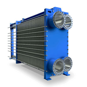 shell and tube heat exchanger / liquid/liquid / gas/gas / gas/liquid