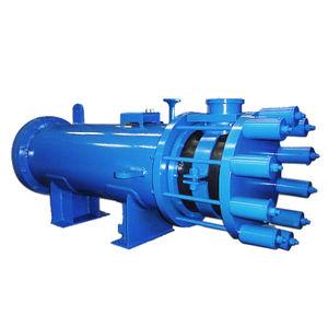 graphite block heat exchanger / liquid/liquid / gas/liquid / gas/gas