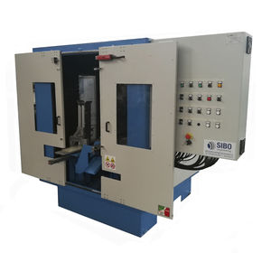 PLC-controlled drilling machine