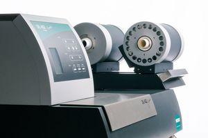 push-knob dilatometer