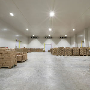 cold storage warehouse for the food industry