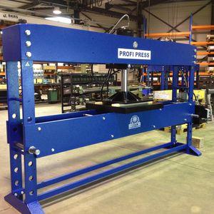 hydraulic press / straightening / custom