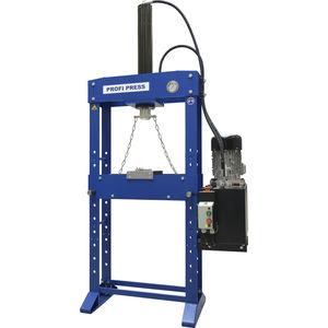 broaching press / hydraulic / shop / high-speed