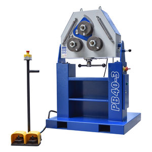 electric bending machine / manual / for tubes / profile